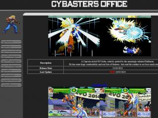 Cybaster's Office
