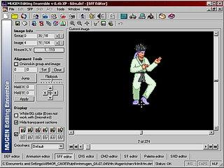 Mugen Editing Ensemble